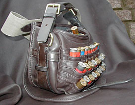 Scott-Exley Leather  Cartridge Bags and Belts